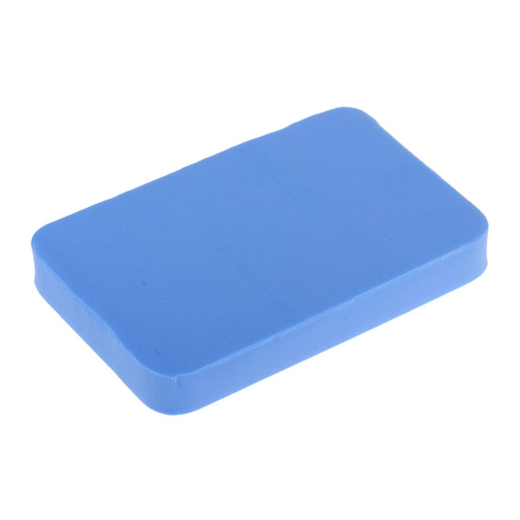 Baosity 1Pcs Table Tennis Rubber Cleaning Sponge,Cleaner Racket Rubber Care for Table Tennis Racket Paddle