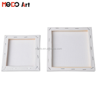 Artist Painting Mini Stretched Canvas Set