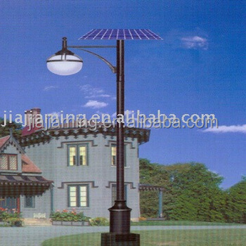 Decorative Garden Light Pole Outdoor Yard Lamp Pole