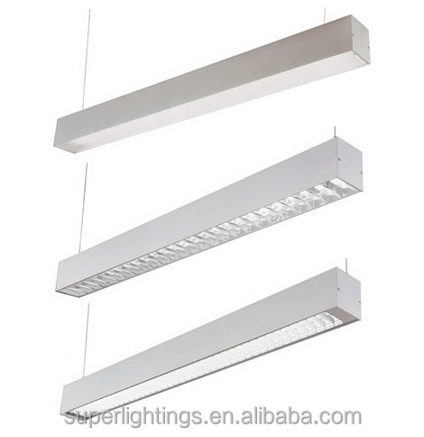 Aluminum Profile 2ft 4ft 6ft Wall Mounted Light Fixture - Buy Wall ...