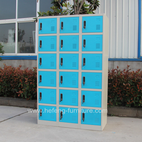 Steel closet locker from Luo Yang JIN FENG