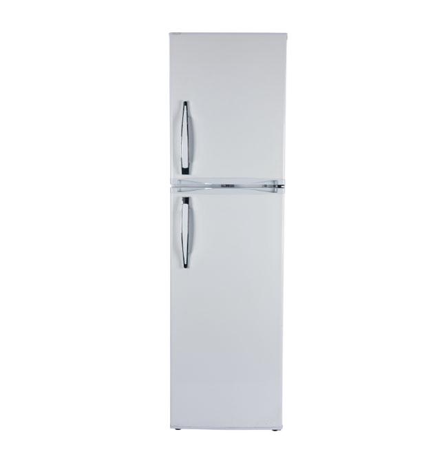 12v/24v double portes congélateur haut 295 Litres solaire refrierator solaire réfrigérateur utilisé
