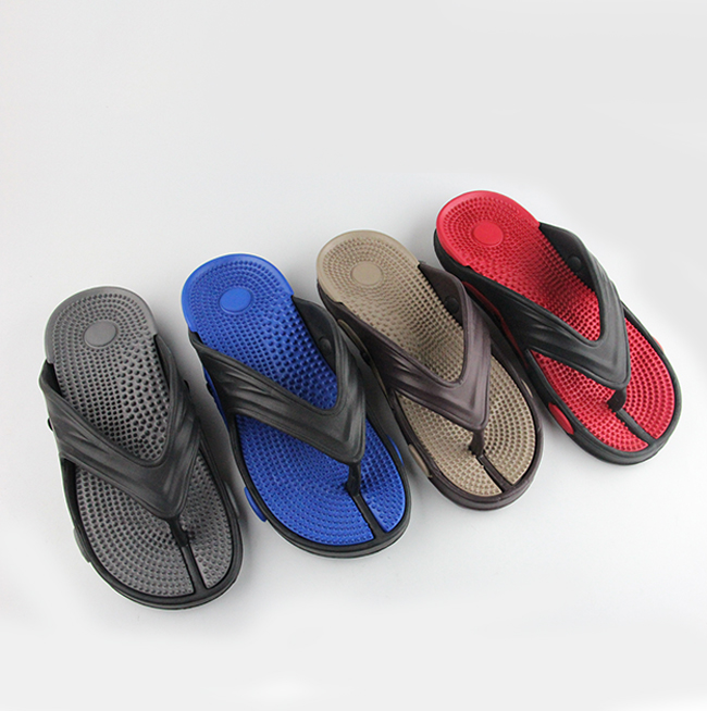 Gym รองเท้าผู้ชายราคาถูกยางสุขภาพ air max shoesCushion รองเท้าแตะผู้ชาย EVA สปา Flip Flop รองเท้าแตะ man