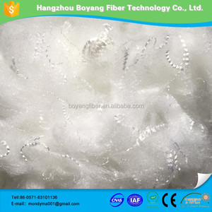 3D x 64mm HCS used polyester viscose staple fiber machinery