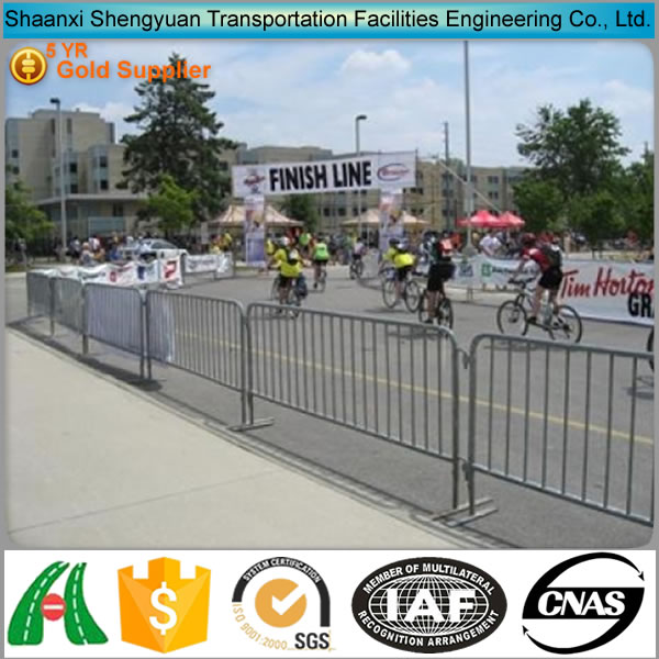 Rétractable la circulation en béton jardin barrière installation ...