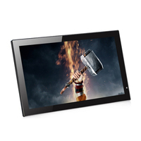 Full HD 21 24 inch digital photo frame with usb driver 1920x1080