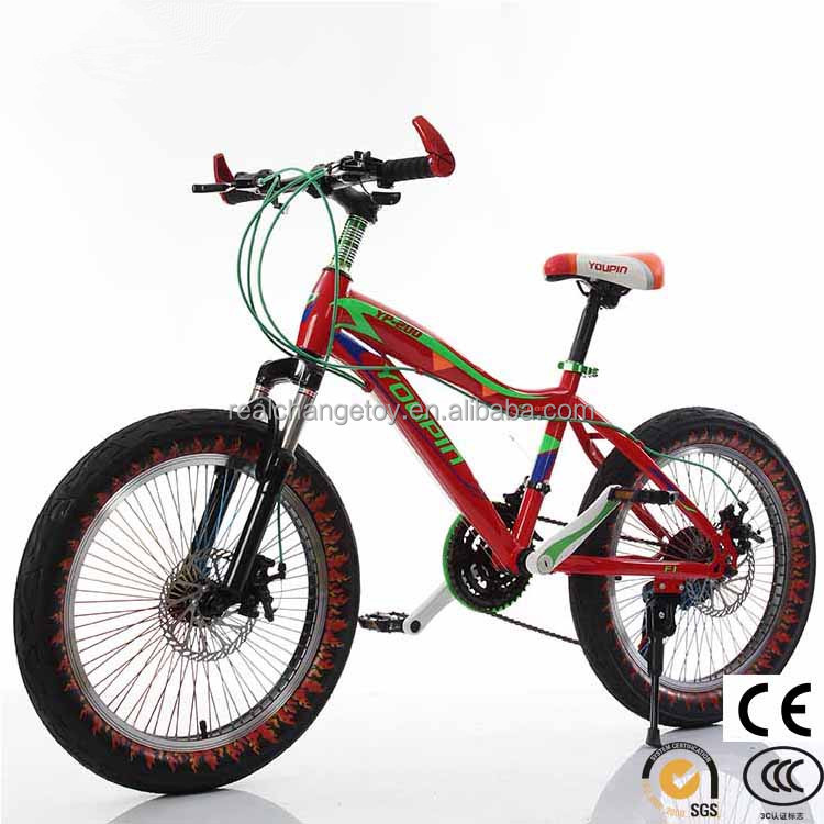 Factory Online Selling Red Mountain Bike For Kids
