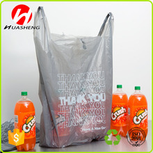 Custom Cheap Plastic Shopping Bags with Logo