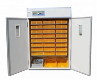 automatic egg incubator for 2112 chicken eggs all in one hatchery machine