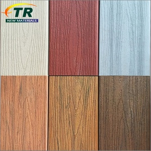 Cheap price Wood Plastic Composite wpc Decking