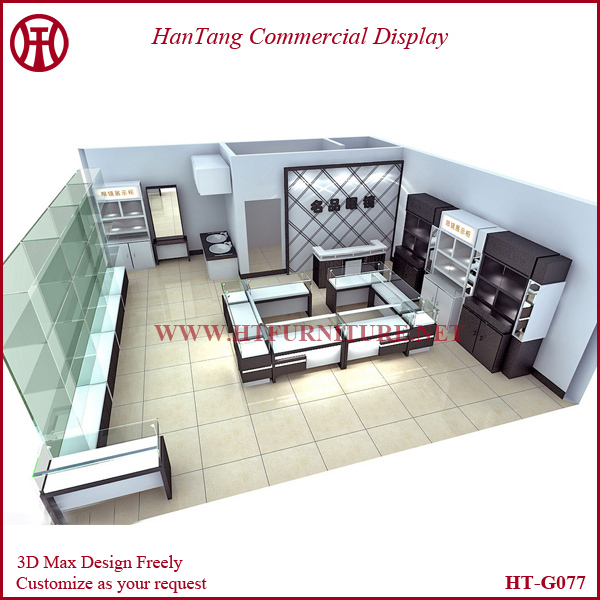 Popular Mall Retail Optical Shop Furniture, Optical Shop Interior  Decoration, Wooden Display Furniture for