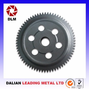 OEM&ODM Helical and Bevel Gears Used For Planting