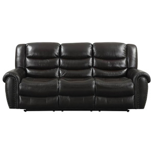 European style 3 chairs recliner sofa modern home cheers furniture leather Design sofa