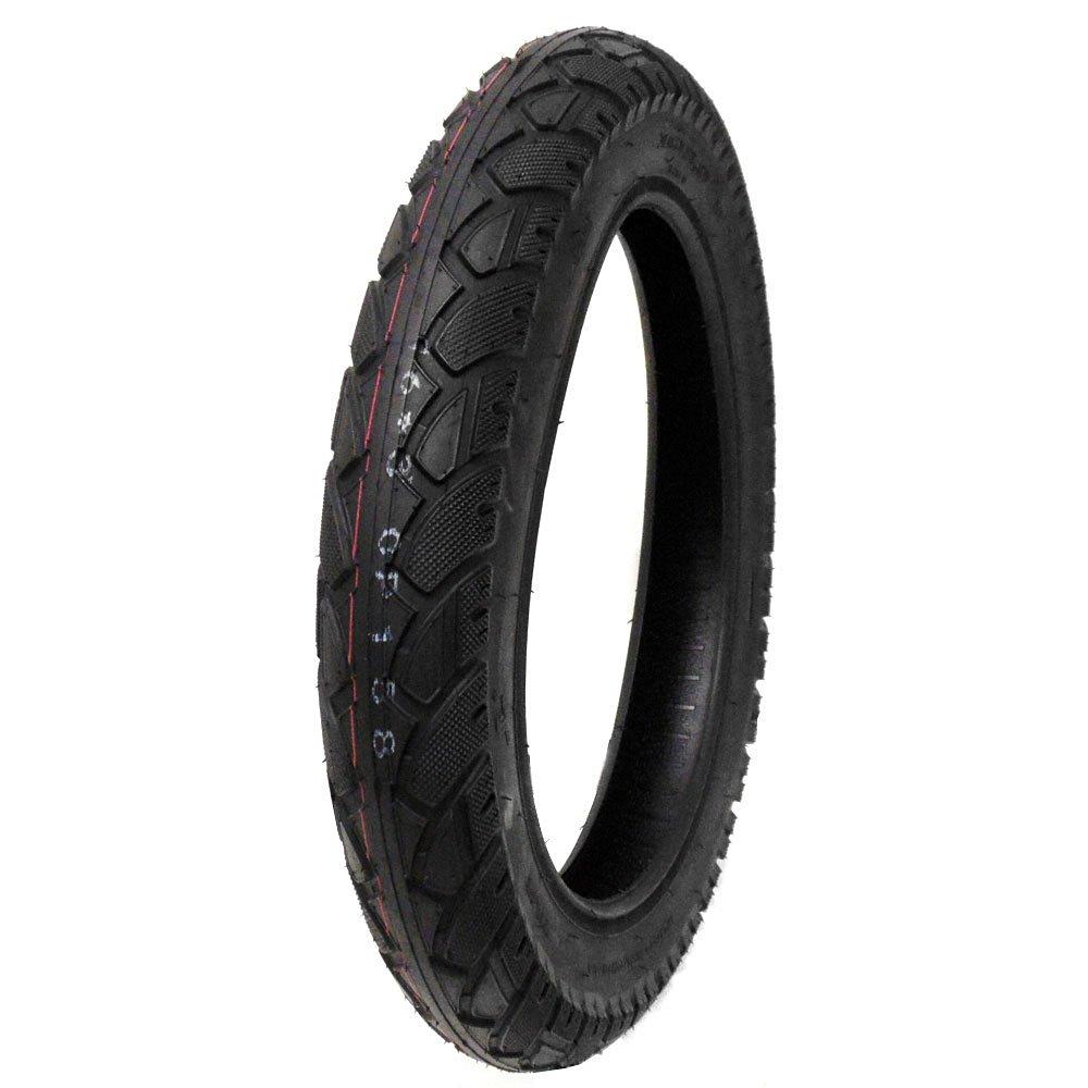 Street Tread Tire Size 16x3.0 Fits Electric Bikes, Scooters, e-Bikes, Mopeds, Kids Bikes BMX