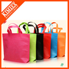 Machine made reusable printed plastic shopping bags wholesale