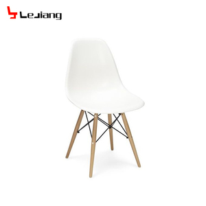 Free Sample Cheap Wholesale French Modern Plastic Dining Chair Price for Sale