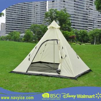 Wholesale used Outdoor Teepee tent adults Easy set up C&ing Tipi Indian waterproof party Tent : teepee tents for adults - memphite.com