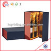 luxury branded design classic cardboard paper 2 bottles wine box