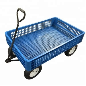 TC1858B anti rust fat tire beach cart beach hand cart metal wagon beach cart