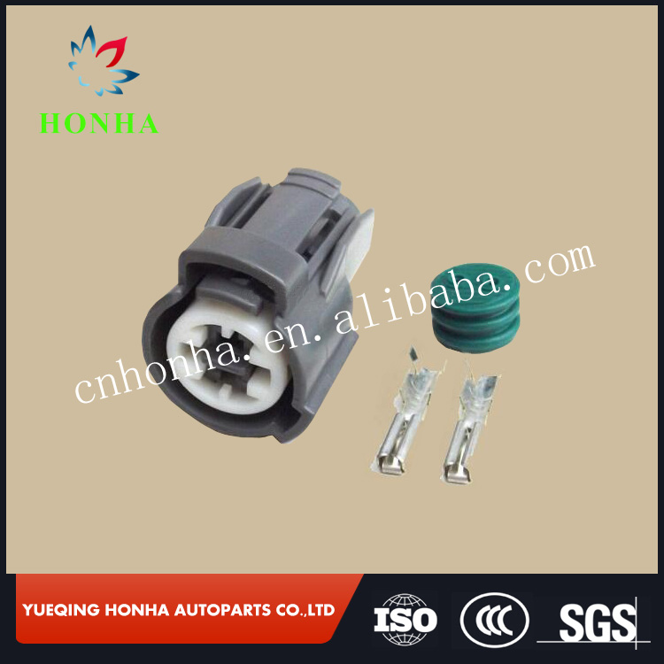 2pin female Honda ECT IAT IAC FAN Knock car connector 6189-0156 Coolant Sensor Connector