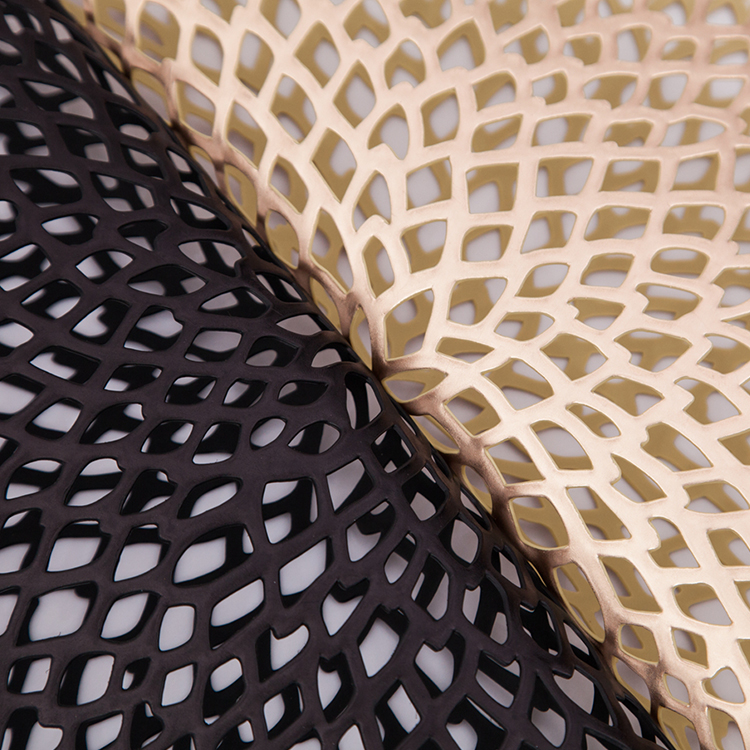 طاولة بلاستيكية ناعمة دائرية مجوفة مصنوعة يدويًا عصرية حسب الطلب من المنتجات الجديدة