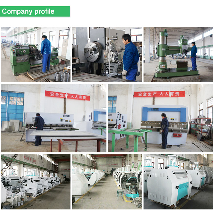 New Mini Plant flour Small wheat mill production line