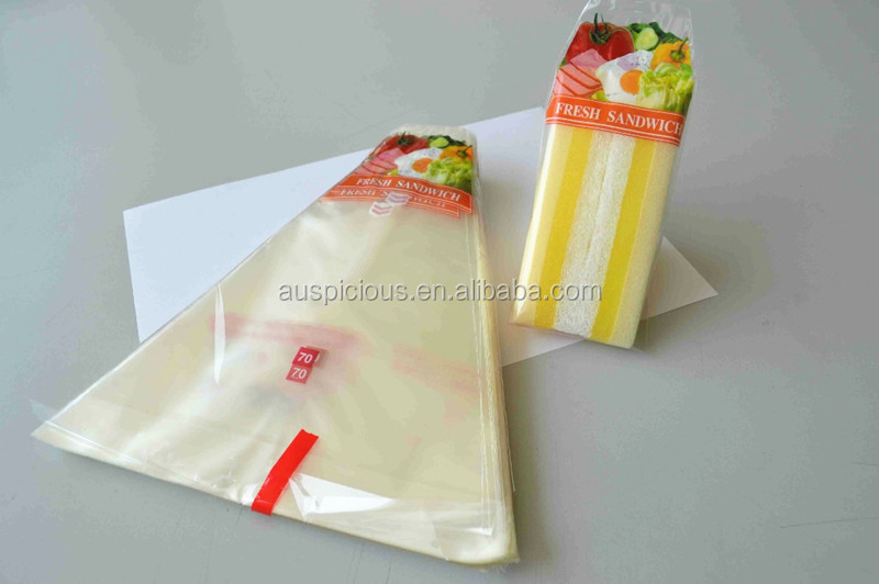 Popcorn bag wholesale triangle sandwich packaging bag for Triangle wholesale printing