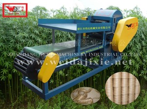 Popular among Buyers Machines-Hemp Decorticator