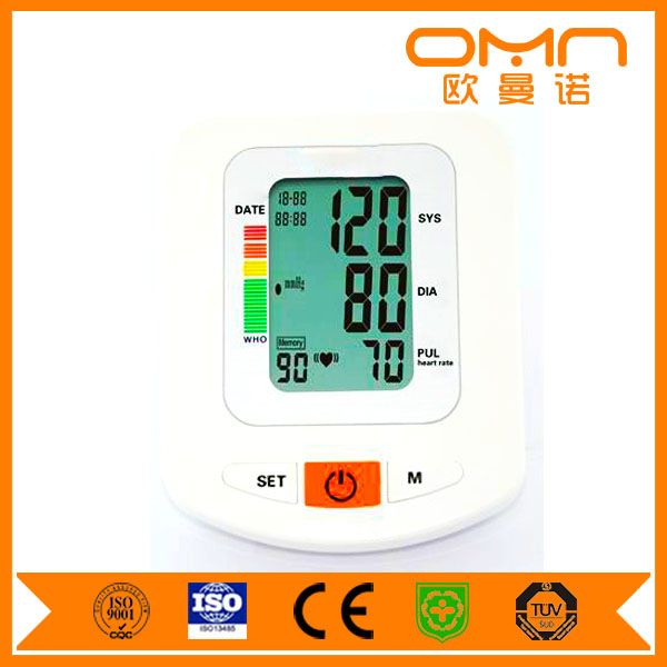 Best Selling Home Blood Pressure Monitor BP Machine Spo2 Monitor abpm Health Products with Cuff