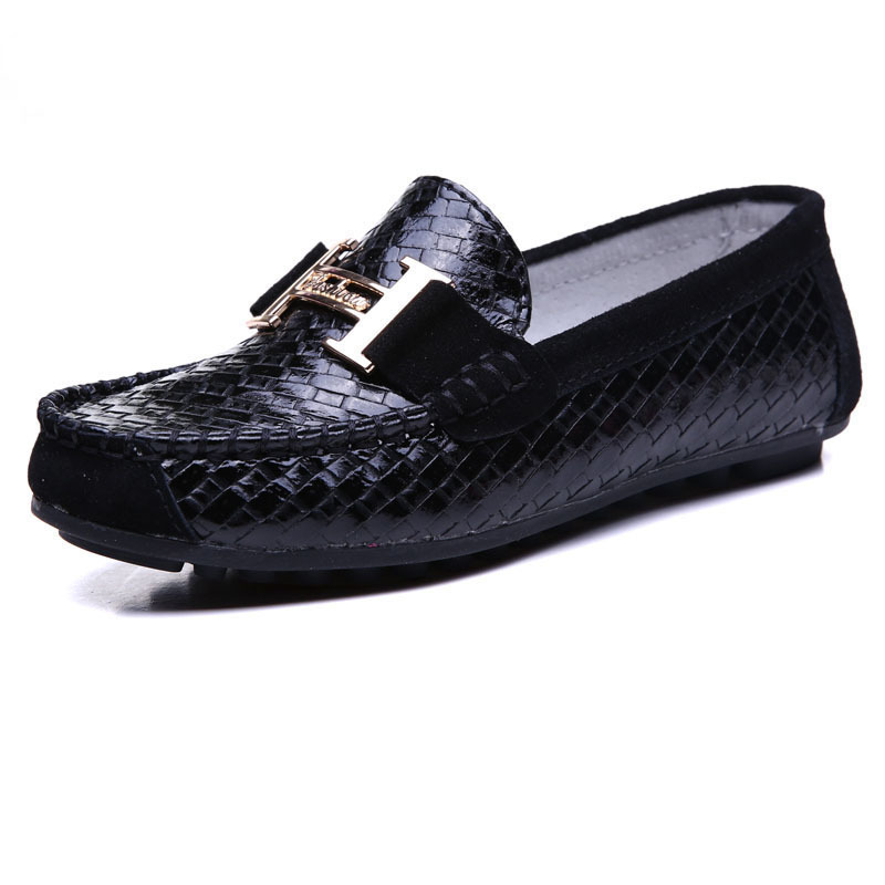 b4c8f581d Get Quotations · Brand New 2015 Kids Loafers 4 Colors Hand Stitching High  Quality Non-slip Leather Party