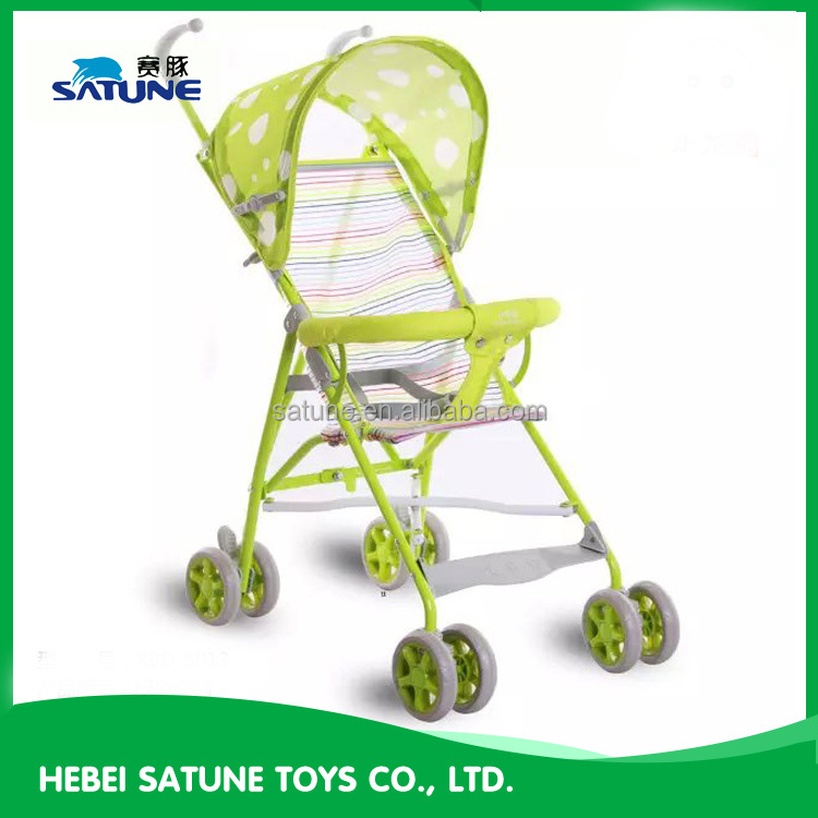 factory high quality Factory high quality baby stroller for kid /good baby stroller pushchair / baby seat with four big wheels