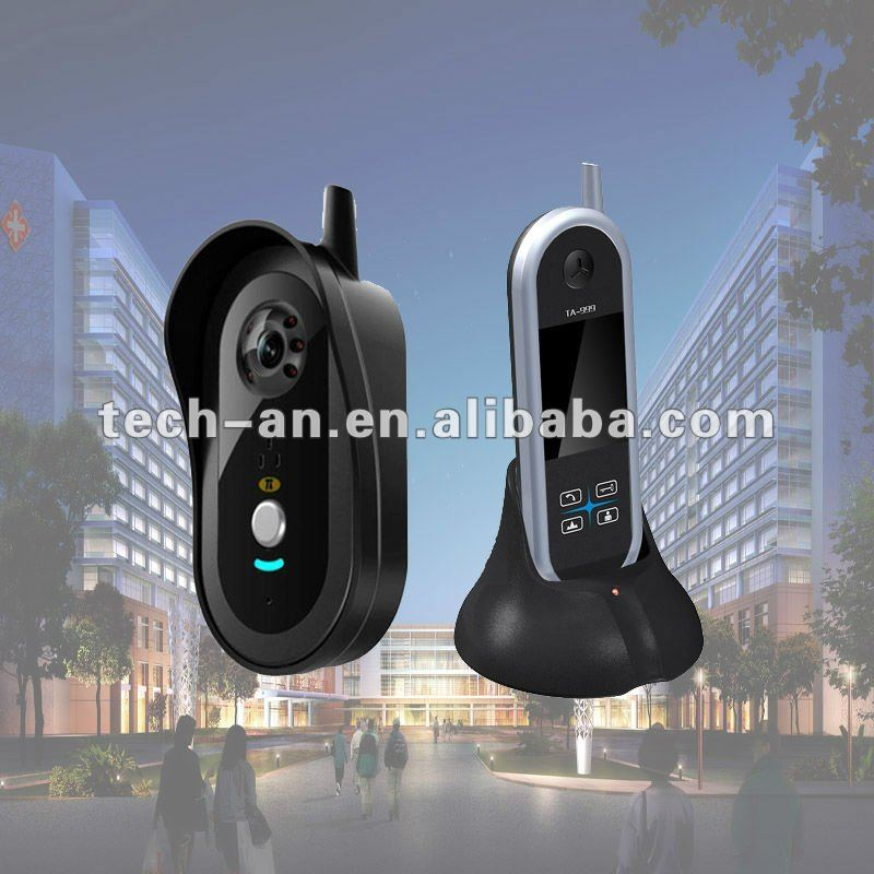 New Offer Waterproof Wireless Audio Multi Door Video Intercom