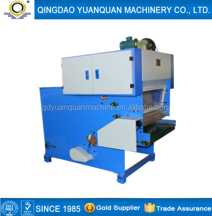 Sheep Wool Feeding Machine Automatic Fiber Feeder With Cashmere Carding Machine