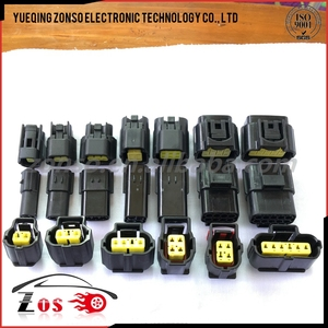 The best selling Tyco amp male female automotive electrical connector