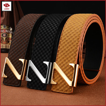88af7b28423 En cuir de luxe marque ceinture hommes en cuir réplique ceinture femme en  cuir suédé ceinture