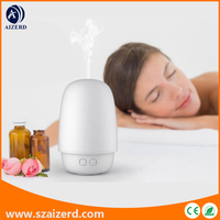 Professional USB Ultrasonic Home Aroma Humidifier with Manual Control Function