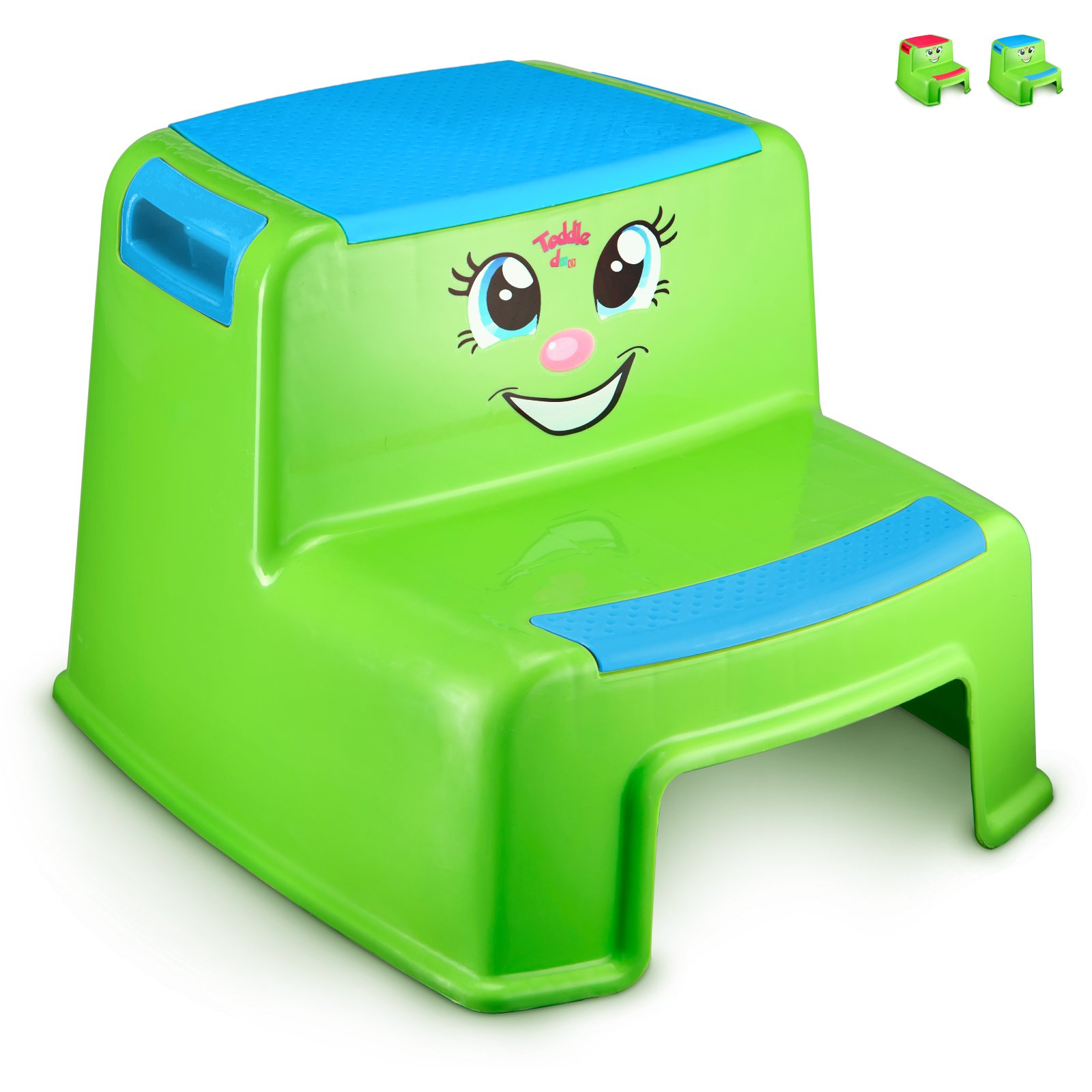 Amazing Step Stools For Kids Toddlers Potty Step Stool For Toilet Training Dual Height Two Step Stairs Stool Cute Design For Use In Bathroom And Kitchen Gmtry Best Dining Table And Chair Ideas Images Gmtryco