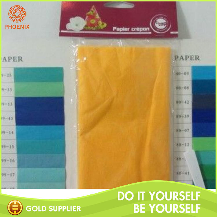 Supplier Crepe Origami Paper Diy For Sale