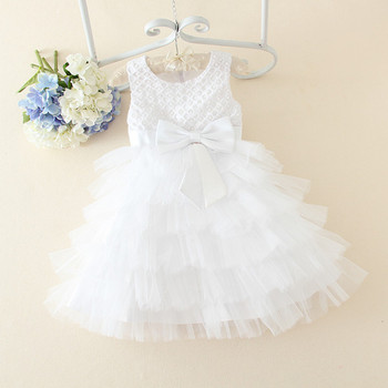 c561bddaaa8 wedding flower girl dress fashion 0-8 year old fairy
