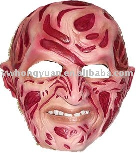 FREDDY KRUEGER NIGHTMARE ON ELM STREET COSTUME MASK