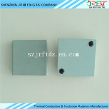 Excellent Thermal Shock Resistance Silicone Carbide Bulletproof Plate / Sic Armor Ceramic / Silicone Carbide Armor Ceramic