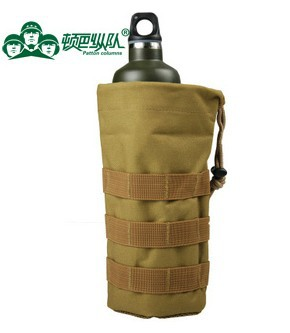 Outdoor Military Tactical Nylon Molle Water Bottle Bag