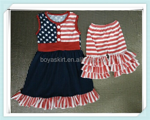 Usa 4th july summer baby kids outfits boutique clothing for Cheap boutique holidays