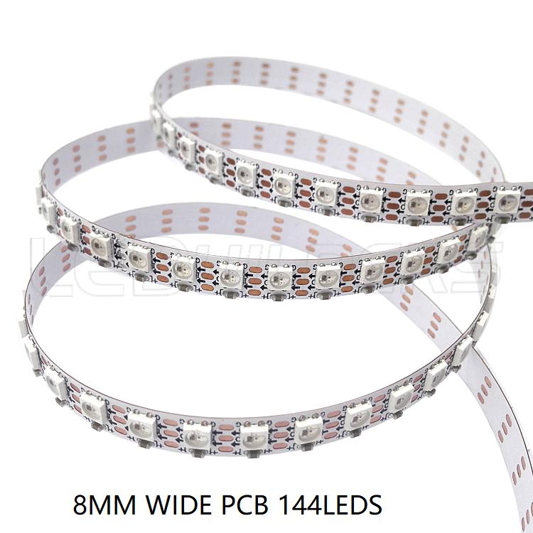 Digital Addressable Sk6812 3535 Led Lighting Strip