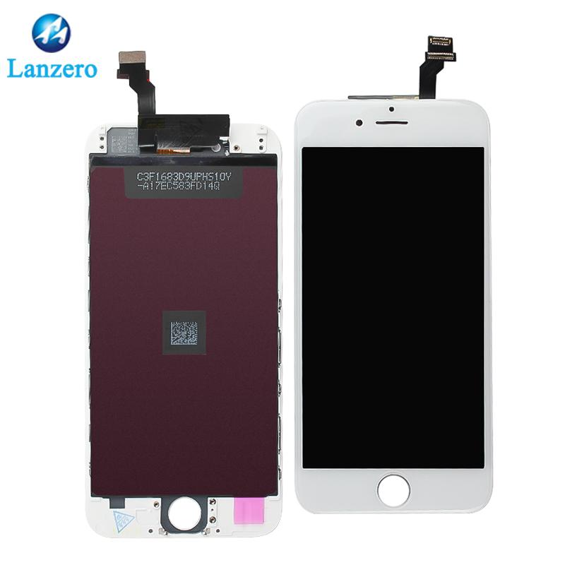 Lcd digitador assembléia substituição da tela de toque de tela para iphone 5 5s 6 6 s 7 8 plus x xr xs