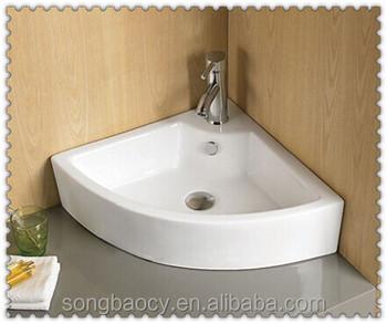 W3082 Small Size Corner Ceramic Hand Wash Basin Buy Corner