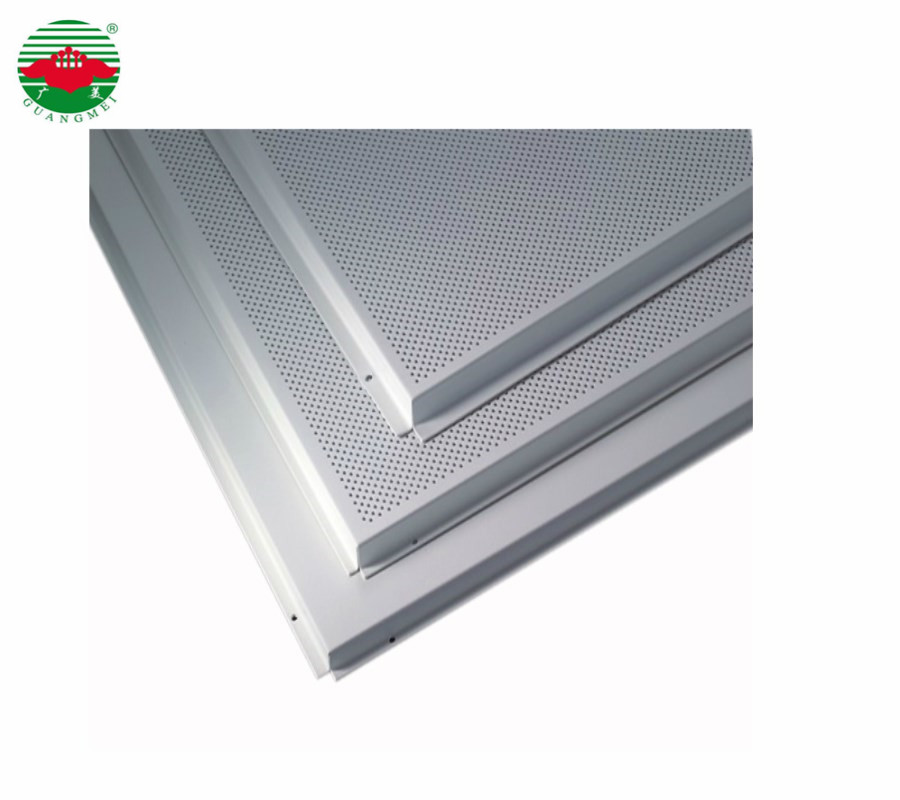 Acoustic Fire Rated Ceiling Tile Gypsum Board Wholesale Gypsum