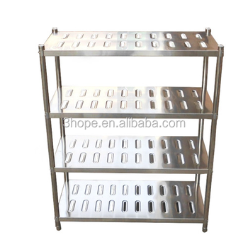 Restaurant Kitchen Metal Shelves beautiful restaurant kitchen racks commercial the stainless steel