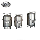 craft beer fermenter processing beer tank