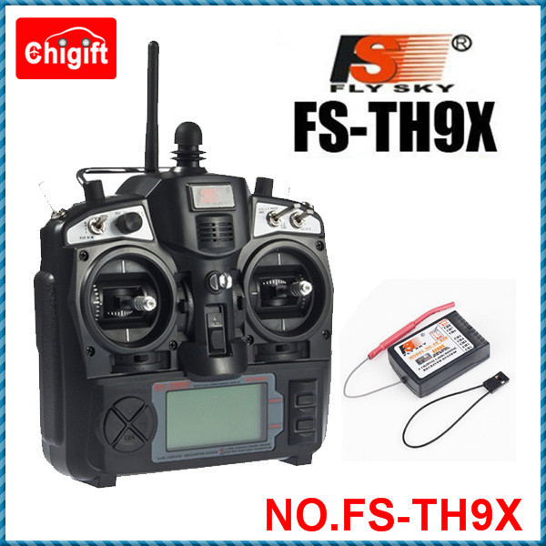 Drone Radio system 2.4G 9CH rc System Model1/Model2 for airplane